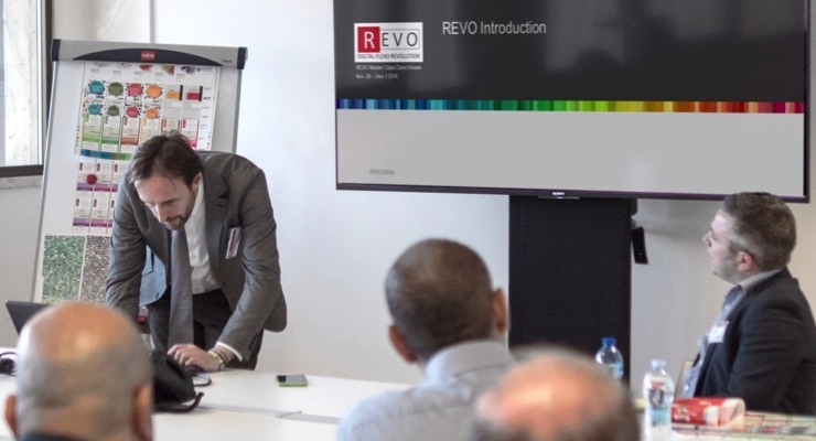 Bobst's REVO Master Class and Open House