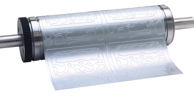 AccuPrime is capable of cutting a wide range of both face and liner materials.