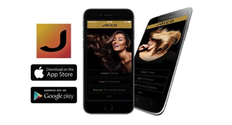Joico Is Seeing Success With Color App