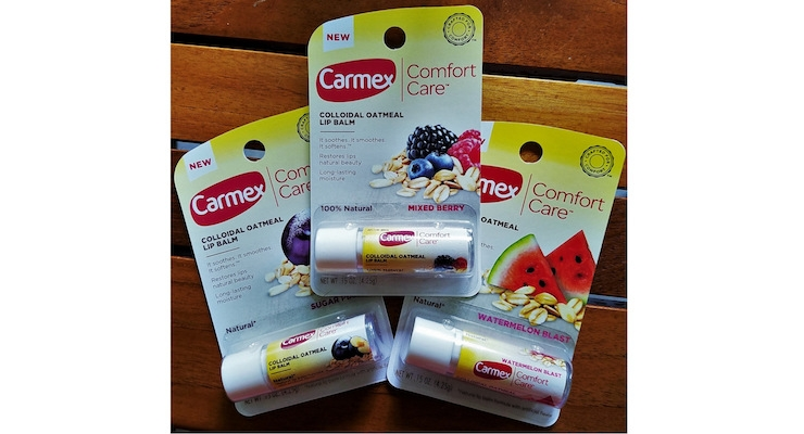 Carmex Lip Balm Wins Product of the Year Award