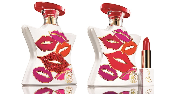 Bond No. 9 New York To Launch Fragrance & Lipstick Combo