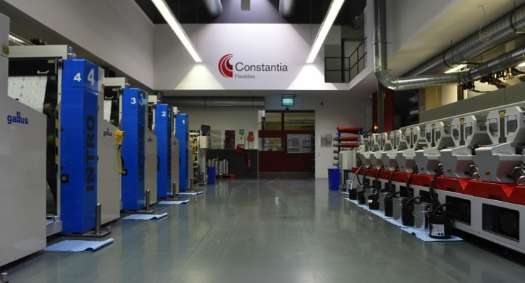 Constantia Flexibles makes major press investments in Germany