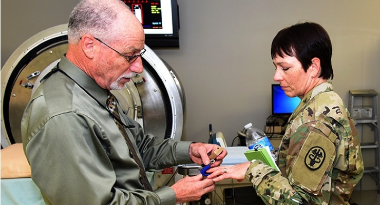 Hemorrhagic Shock Device Receives FDA Clearance