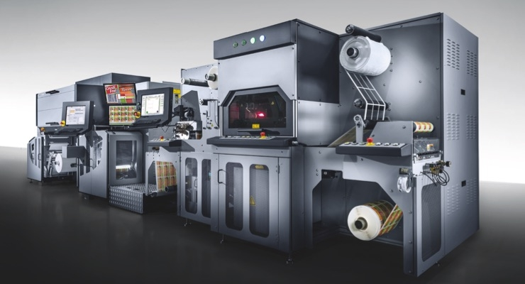 A laser finishing, diecutting and sheeting first at MPI Labeltek