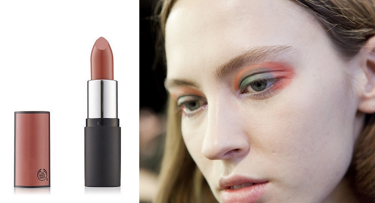 The Body Shop Creates Makeup Look for House of Holland Runway Show