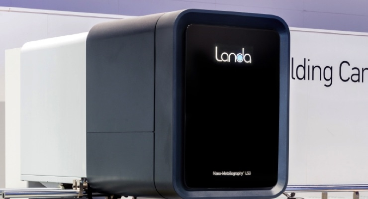 Altana acquires Landa Nano-Metallography technology