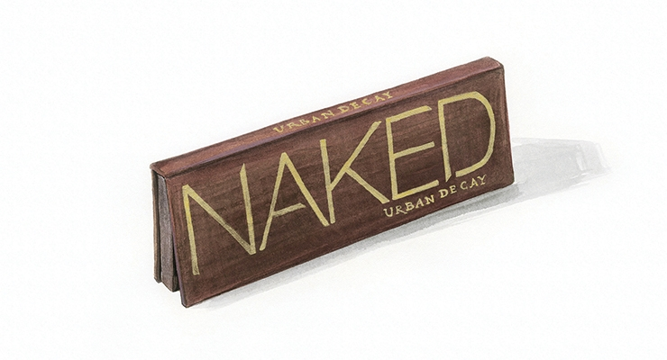 Urban Decay's Naked Palette was an iconic launch that took their brand to new heights. The Naked palette was created by HCT and continues to be a huge success.