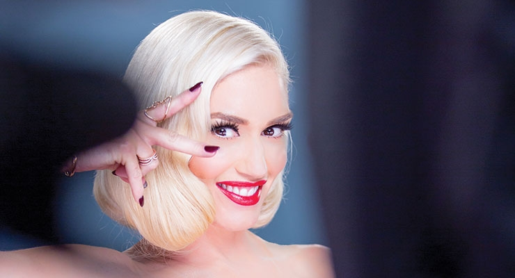 Gwen Stefani is the newest global brand ambassador for Revlon.