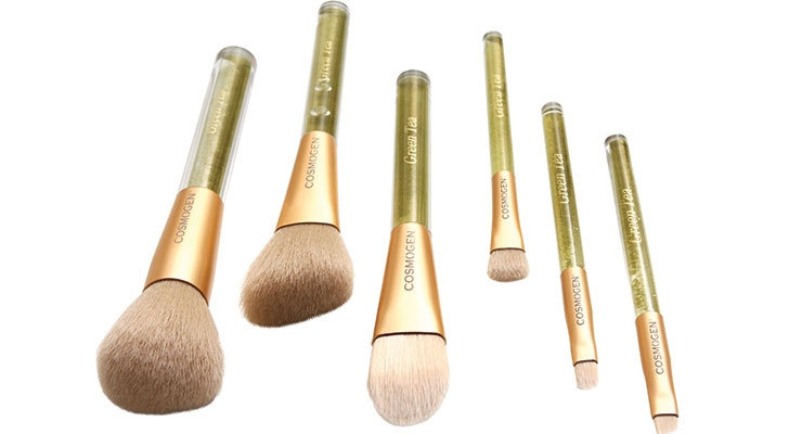 Cosmogen Designs New Range of Antibacterial Brushes