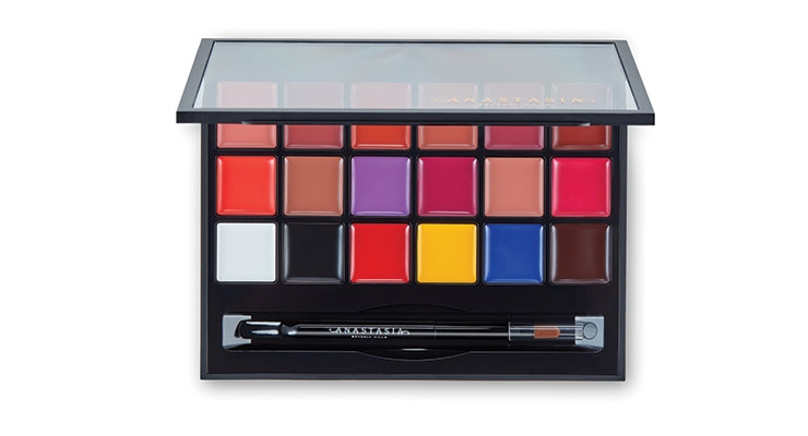 Anastasia Beverly Hills Leaps to Lips