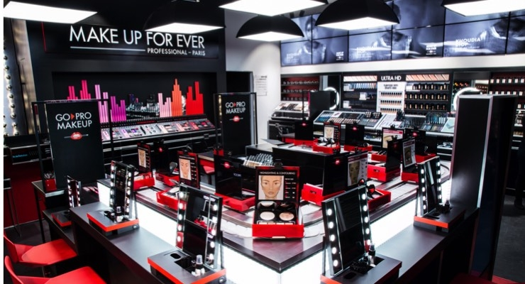 Make Up For Ever Opens NYC Flagship