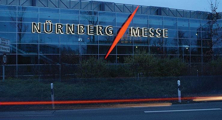 NURNBERG MESSE.