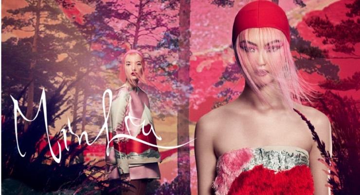 M·A·C Taps Min Liu