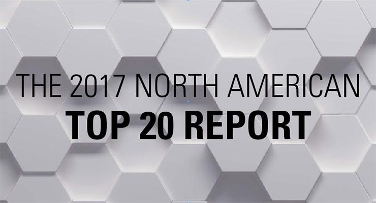 North American Top 20 Report