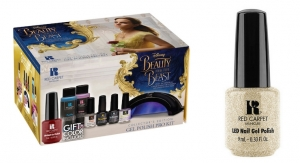 Nail Collection Created for Beauty & the Beast Fans