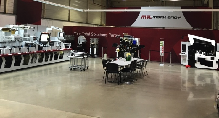 Mark Andy to host Open House in Poland