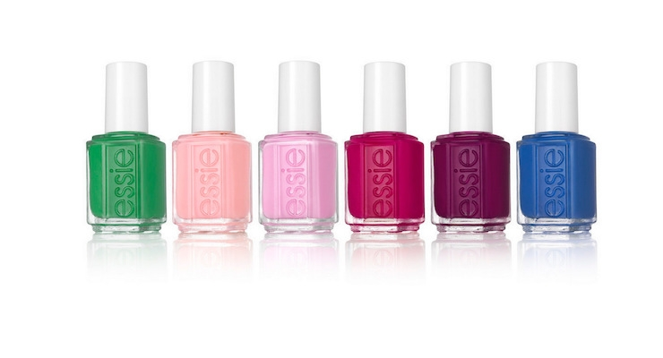 Essie Reveals New Nail Colors for Spring 2017