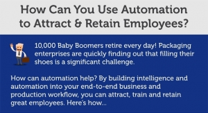 Using automation to attract and retain employees