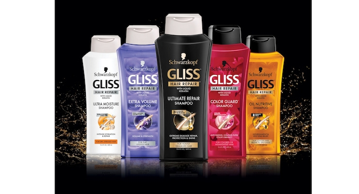 GLISS Hair Repair Collection Makes Its U.S. Debut
