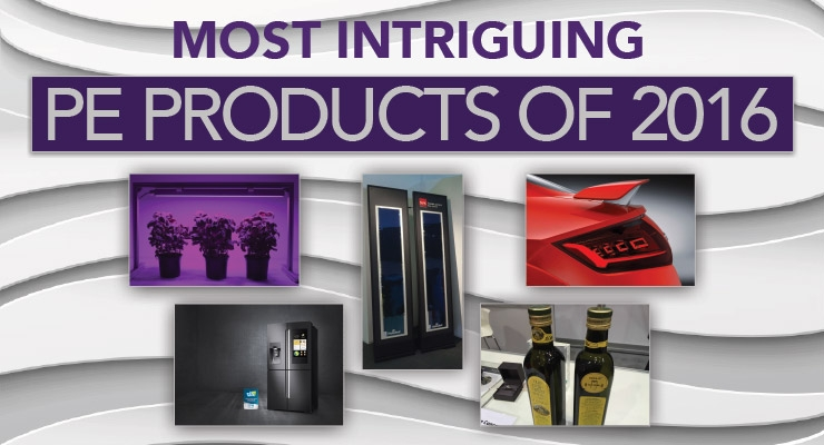 Most Intriguing Printed Electronics Products of 2016