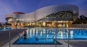 Valspar Case Study: Coated Metal Panels Add To Wavy Exterior At UC-Riverside