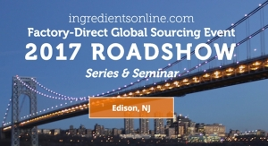 ingredientsonline.com Factory-Direct Global Sourcing Event