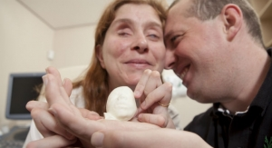 3D Printing Helps Blind Parents Feel Baby's Ultrasound