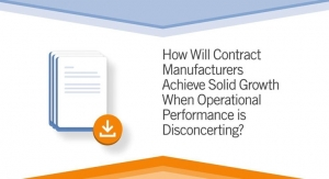 New Paths to Operational Excellence for Contract Manufacturers