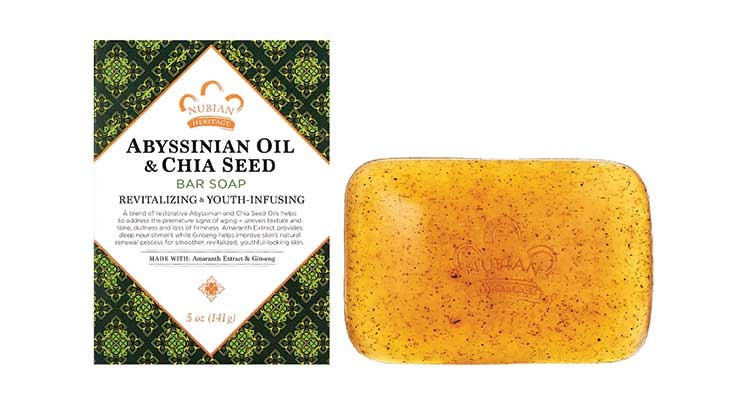 Nubian Heritage recently re-packaged its line of beauty products.