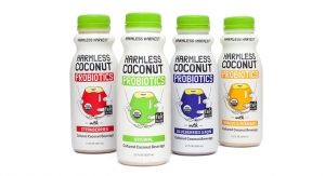 Harmless Harvest Launches Probiotic Beverage Line