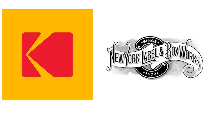 Eastman Kodak Partners With New York Label Box Works Beauty Packaging