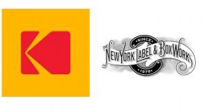 Eastman Kodak Partners with New York Label & Box Works