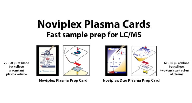 Plasma Collection Card Enabling Blood Collection Anytime, Anywhere Listed with FDA