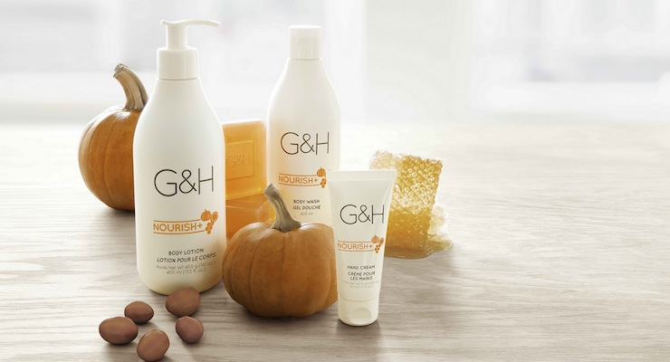 Amway Launches G&H Bath & Body Care Line
