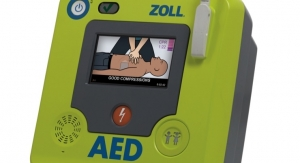 ZOLL Receives Health Canada Approval for Two New Models Of AEDS