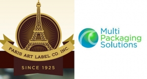 Paris Art Label Acquired By Multi Packaging Solutions