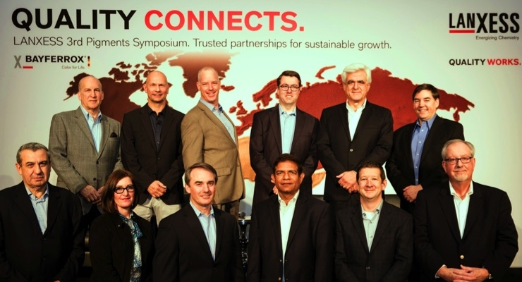 A Closer Look at LANXESS's Successful 3rd Pigments Symposium