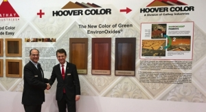 CATHAY INDUSTRIES Introduced New Yellow Iron Oxides at ECS 2017