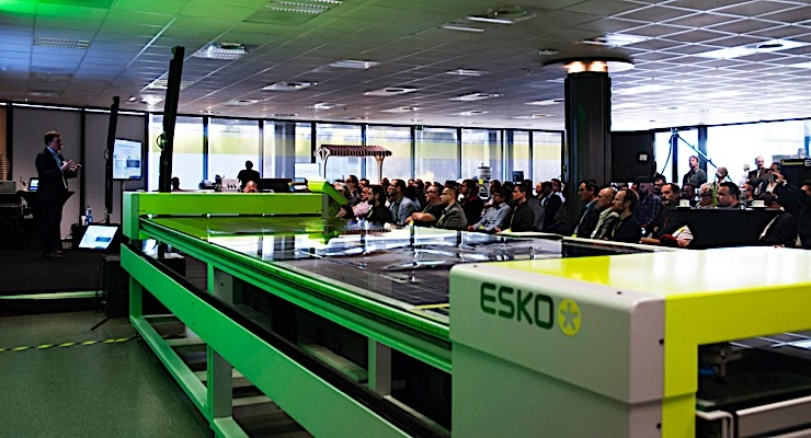 Esko showcases latest technologies at Flexo Innovation Day