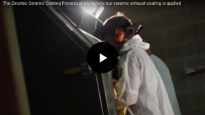 The Zircotec Ceramic Coating Process