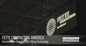 Fette Unveils Next-Gen Capsule Filling Technology