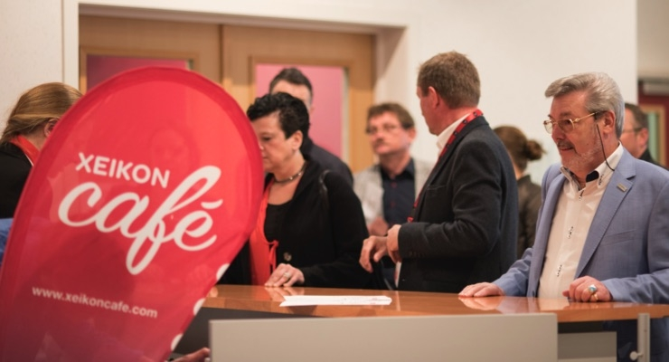 Xeikon Café 2017 sets new records