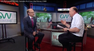 GW Pharmaceuticals CEO: Cannabis As A Cure | Mad Money | CNBC