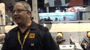 MPS and Kodak collaborate at Labelexpo Americas