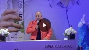 UPM Raflatac hosts Fashion Show at Labelexpo