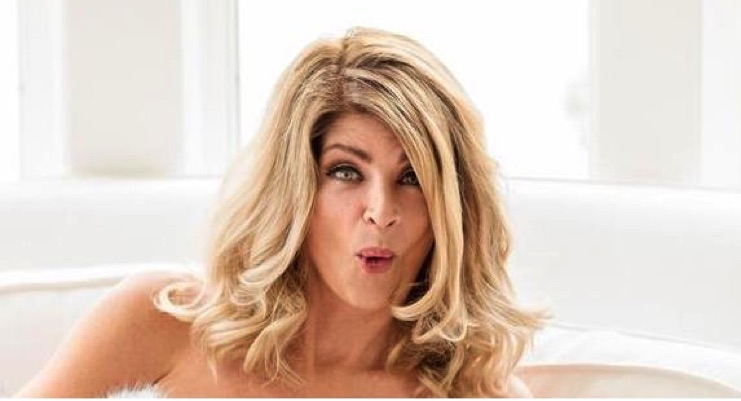 What Hair Care Does Kirstie Alley Crave?
