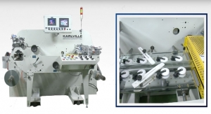 Karville equipment aids in shrink sleeve converting