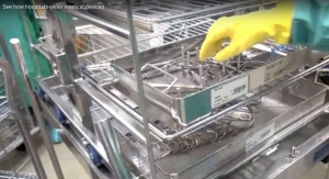 See How Hospitals Clean Medical Devices