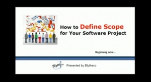 How to Define Scope for Your Software Project