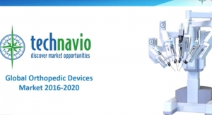 Steady Growth Till 2020 Predicted for Global Orthopedic Devices Industry